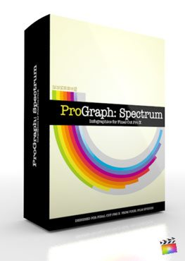 Final Cut Pro X Plugin ProGraph Spectrum from Pixel Film Studios