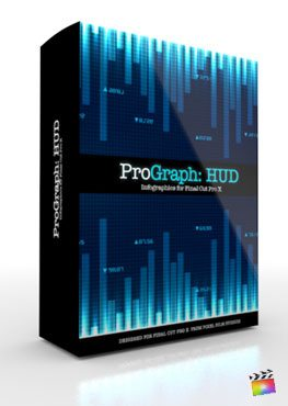 Final Cut Pro X Plugin ProGraph HUD from Pixel Film Studios
