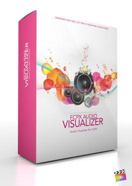 Final Cut Pro X Plugin FCPX Audio Visualizer from Pixel Film Studios