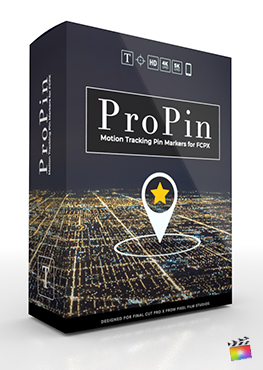 Final Cut Pro X Plugin ProPin from Pixel Film Studios