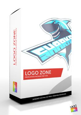 Final Cut Pro X Plugin Production Package Logo Zone from Pixel Film Studios