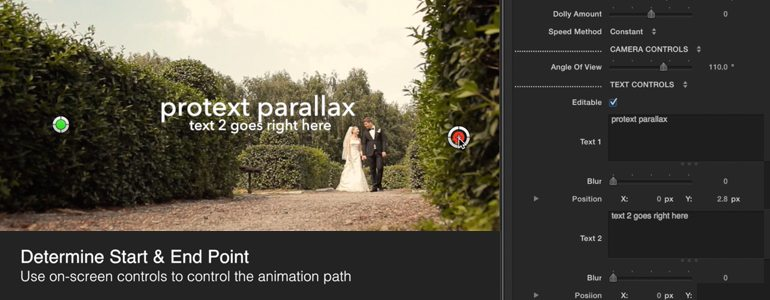 Professional Text Tools for FCPX