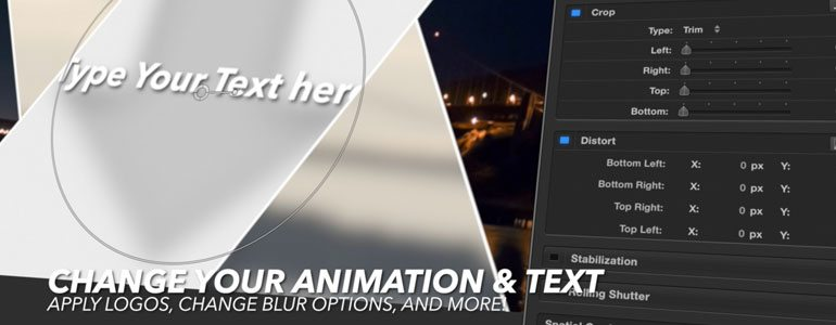 Professional - Media Transitions for Final Cut Pro X