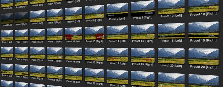 Professional - Introduction Lower Thirds - for Final Cut Pro X