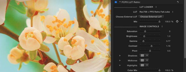 FCPX LUT Retro - Vintage Color Grades for Final Cut Pro X - Pixel Film Studios