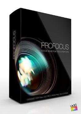 Final Cut Pro X Plugin ProFocus from Pixel Film Studios