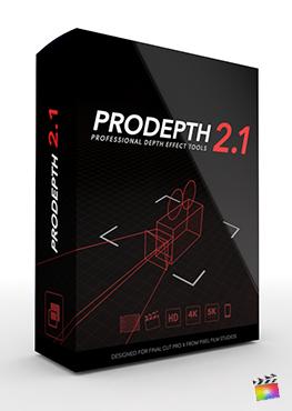 Final Cut Pro X Plugin ProDepth 2.1 from Pixel Film Studios
