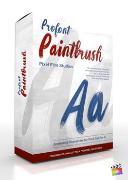 ProFont Paintbrush