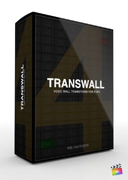 Final Cut Pro X Plugin TransWall Volume 4 from Pixel Film Studios