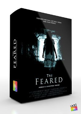 Final Cut Pro X Plugin Production Package The Feared from Pixel Film Studios