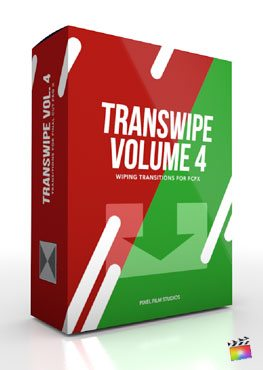Final Cut Pro X Plugin TransWipe Volume 4
