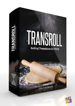 Final Cut Pro X Plugin Transroll from Pixel Film Studios