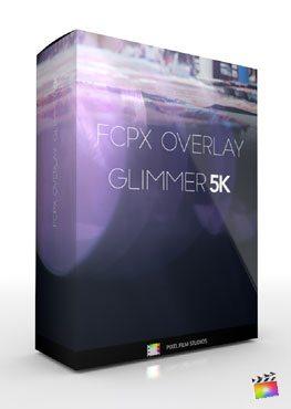 Final Cut Pro X Plugin FCPX Overlay Glimmer 5k from Pixel Film Studios Customer Support Film Studios