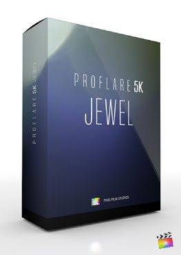 Final Cut Pro X Plugin ProFlare 5K Jewel from Pixel Film Studios