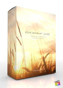 FCPX Overlay Glare