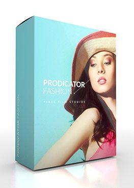 Final Cut Pro X Plugin FCPX ProDicator Fashion