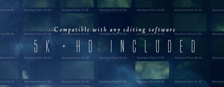 Final Cut Pro X Plugin ProFlare 5K Mystique