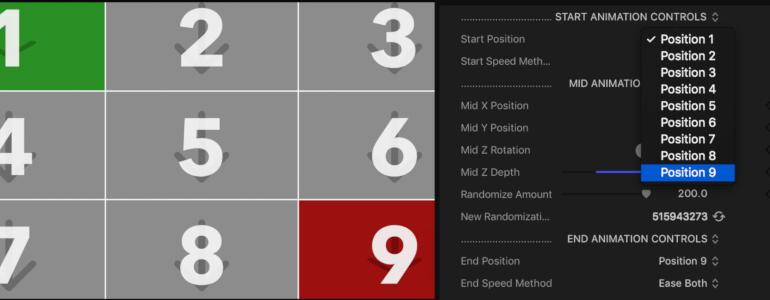 Final Cut Pro X Plugin TransWall Volume 6