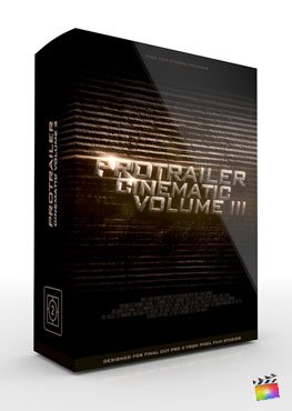 ProTrailer Cinematic Volume 3