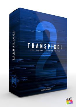 Final Cut Pro X Transition TransPixel Volume 2 from Pixel Film Studios
