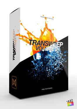 Final Cut Pro X Plugin Transweep Volume 2 from Pixel Film Studios