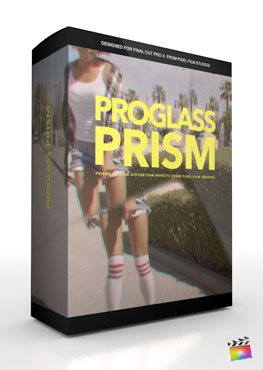 Final Cut Pro X Plugin ProGlass Prism from Pixel Film Studios