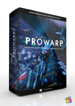 Final Cut Pro X Plugin ProWarp from Pixel Film Studios
