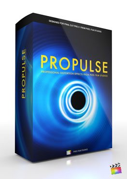 Final Cut Pro X Plugin ProPulse from Pixel Film Studios