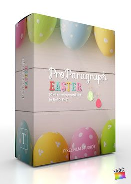 ProParagraph Easter