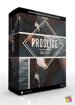 Final Cut Pro X Plugin ProSlice Slide from Pixel Film Studios