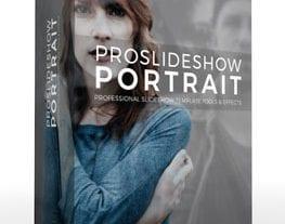 Final Cut Pro X Plugin ProSlideshow Portrait from Pixel Film Studios