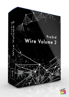Final Cut Pro X Plugin Pro3rd Wire Volume 2 from Pixel Film Studios