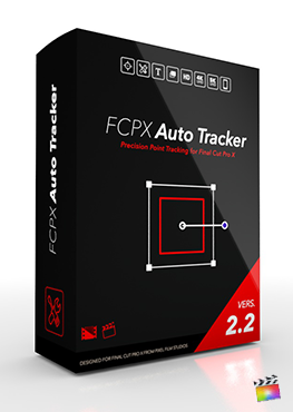 Final Cut Pro X Plugin FCPX Auto Tracker 2.2 from Pixel Film Studios