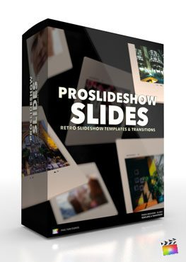 Final Cut Pro X Plugin ProSlideshow Slides from Pixel Film Studios