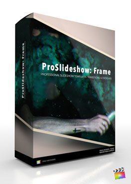 Final Cut Pro X Plugin ProSlideshow Frame from Pixel Film Studios