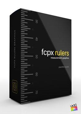 FCPX Rulers
