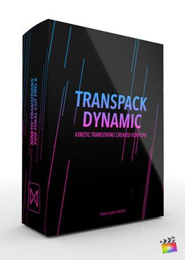 Final Cut Pro X Plugin TransPack Dynamic from Pixel Film Studios