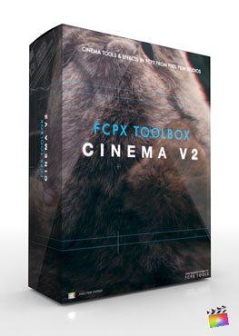 FCPX Toolbox Cinema Volume 2