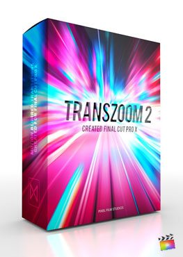 Final Cut Pro X Plugin TransZoom 2 from Pixel Film Studios