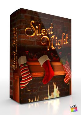 Final Cut Pro X Theme Silent Night from Pixel Film Studios