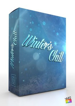Final Cut Pro X Theme Winters Chill from Pixel Film Studios