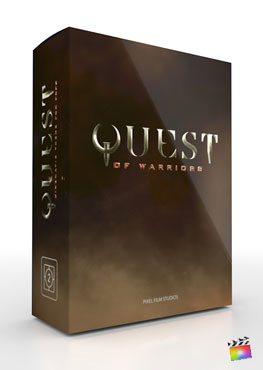 Final Cut Pro X Theme Quest from Pixel Film Studios