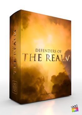 Final Cut Pro X Theme Defenders of the Realm from Pixel Film Studios