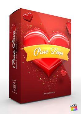 Final Cut Pro X Theme Pure Love from Pixel Film Studios