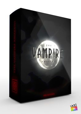 FCPX Horror Plugin - The Vampire Awakens