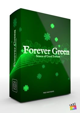Final Cut Pro X Plugin Forever Green from Pixel Film Studios