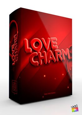 Final Cut Pro X Theme Love Charm from Pixel Film Studios
