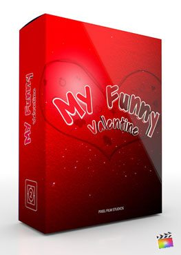 Final Cut Pro X Theme My Funny Valentine from Pixel Film Studios