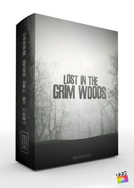 Final Cut Pro X Plugin Lost in the Grim Woods from Pixel Film Studios