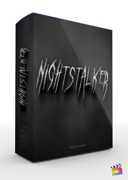 Final Cut Pro X Plugin Nightstalker from Pixel Film Studios